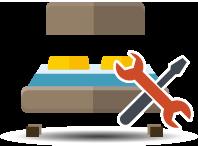 家具の分解組立サービス